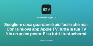 Apple TV Channels ufficiale